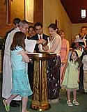Picture of a Baptism